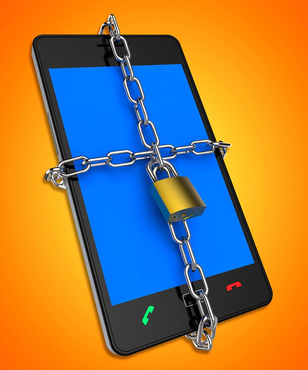 Номофобия - боязнь остаться без мобильного телефона